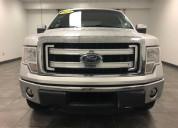 Ford f150 color plata aÑo 2014