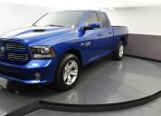 Dodge ram 2015 color azul