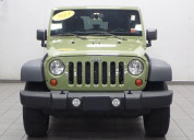 Jeep wrangler unlimited 2013 verde