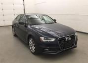 Audi a4 2015 negro