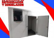 Cámara de refrigeración y/o congelación