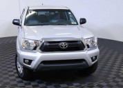 Toyota tacoma 2013 traccion simple