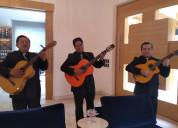 Dúo, trío o cuarteto musical romántico cdmx