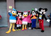 La casa de mickey show infantil cdmx