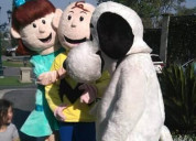 Snoopy show infantil cdmx