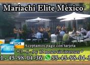 Grupo de mariachis en ciudad satelite | 5545980436