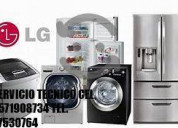 Reparacion de lavadoras y refrigeradores lg