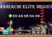 Precios de mariachis en naucalpan | 5545980436