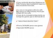 Gran oportunidad de comprar en villa fontana