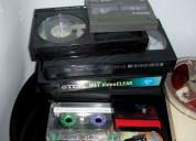 Conversiòn a usb y dvd de videocasetes en gdl