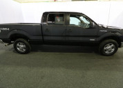 Ford f150 2014 negro