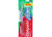 Trabaja en casa empacando pasta de dientes