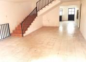 Casa en renta remodelada en la echeverria