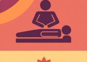 Masajes o fisioterapia a domicilio consultorio