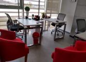 CÁlida oficina en renta a 3 min de andares