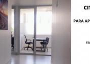 Preciosa oficina para 2 personas en providencia!!