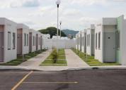 Casa unifamiliar economica para credito infonavit