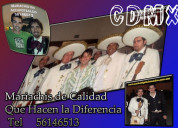 Mariachi serenatas virtual 5527590196 24/7