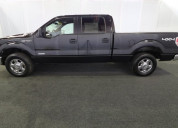 Ford f150 2014 color negro 4x4