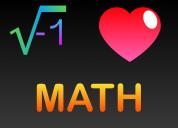 Clases de apoyo en matemáticas, fisica y química