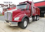 Camion de volteo t880 modelo 2012