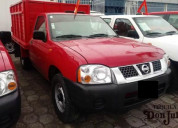 Nissan pick up estaquitas redilas 2014