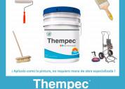 Thempec: disipador de calor