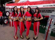 Agencia solicita edecanes aa,aaaanimadoras hostes