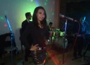 Orquesta de salsa, cumbia en iztapalapa