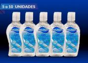 Empaca gel antibacterial $3000 semanales