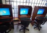 Equipo para iniciar un cafe internet
