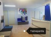 Conjunto de oficinas con espacios disponibles