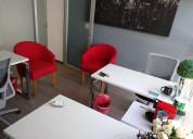 Bonita y elegante oficina en edificio, zona uag