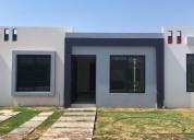 Casa nueva en venta en benedicto lópez