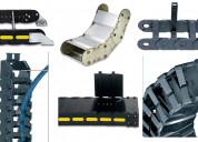 Cables para movimiento y cadenas portacables