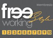 Membresia free style!!!