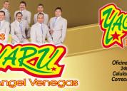 Los yaguaru de angel venegas