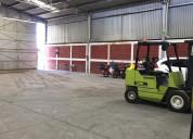 Bodega en venta ciudad industrial lote 2931 m2