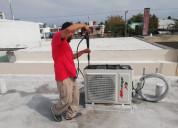 Reparación, instalación de climas minisplit en veracruz, ver