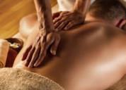 Consiente tu cuerpo con un delicioso masaje tantra