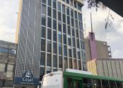 Oficina en el centro de la ciudad con servicios