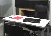 Magnifica oficina para talento humano en av.hidalg