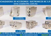 Zapatas mecanicas bimetalicas de aluminio