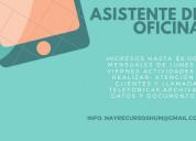 Asistente de oficina