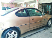 Pontiac grand am 1999 coupe beige,v6, automatico.