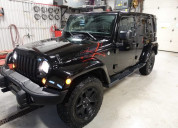 Jeep wrangler 04 puertas 2016