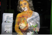Chicas con/sin exp edecanes, modelos body paint