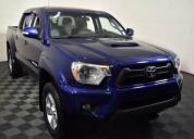 Toyota tacoma 2014 color azul