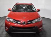 Toyota rav4 2014 color rojo
