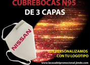 Cubrebocas n95 personalizados